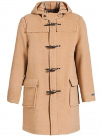 Duffle coat Homme Laine Made in France DALMARD MARINE Londres Camel