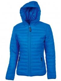Blouson Polyester Femme FCPK763 bleu roi