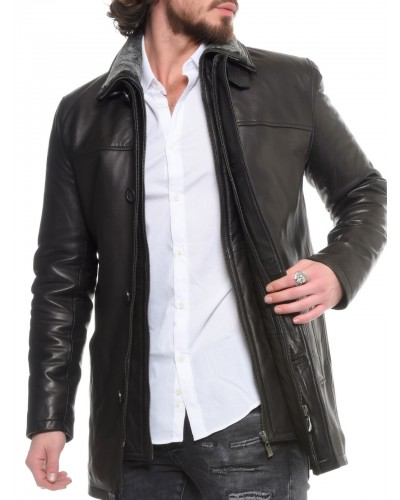Veste Cuir Homme ARTURO kingston