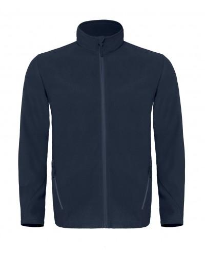 Veste micropolaire homme Fashion Cuir BC67113