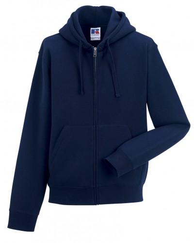 Sweat zippé homme capuche  Fashion Cuir JZ26613