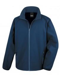Veste Soft-Shell imprimable homme Fashion Cuir RS2316C