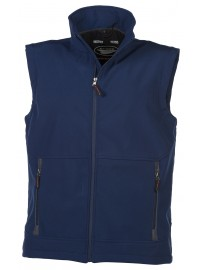 Gilet Soft-Shell homme Fashion Cuir PK76513