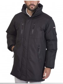Parka Homme Polyester FASHION CUIR pk17