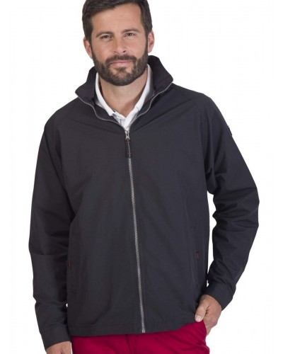 Blouson leger polyester impermeable coupe vent