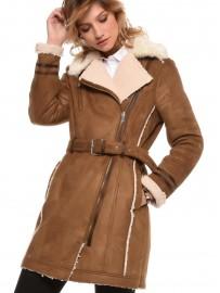 Manteau  trois quart acrylique