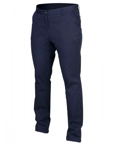Pantalon Chino stretch sans pince