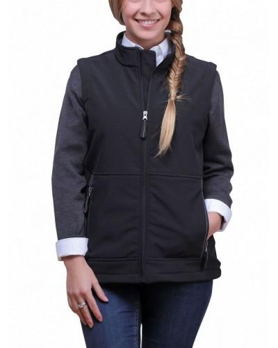 Gilet Soft-Shell femme Fashion Cuir PK76615