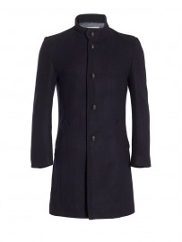 Manteau Laine Made in France DALMARD MARINE