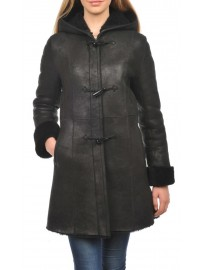 Women's Leather coat Arturo Elisa