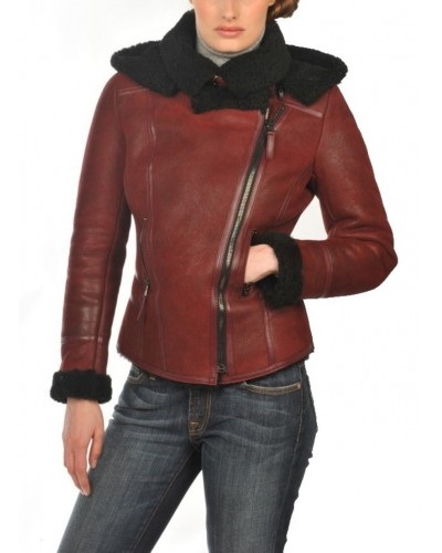 Women's Leather jacket Arturo heidi
