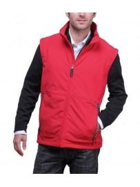 Gilet Soft-Shell homme Fashion Cuir PK76515