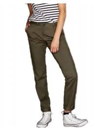 Pantalon Chino stretch sans pince