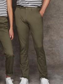 Pantalon Chino leger stretch