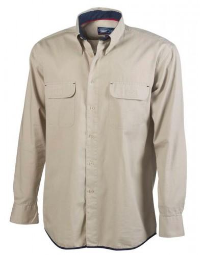 Chemise manche longues 2 poches