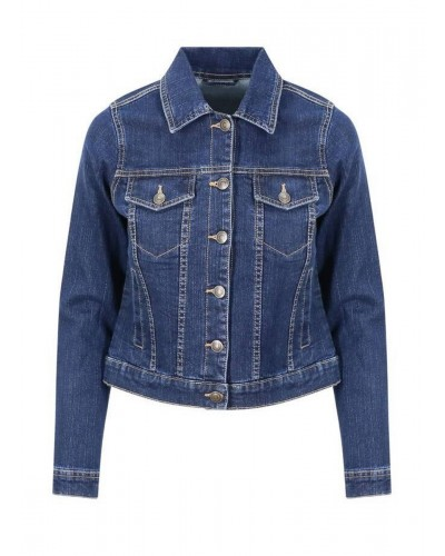 Veste en jean stretch
