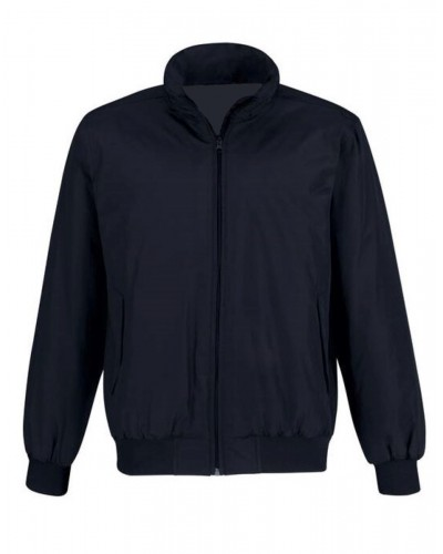Blouson polyester style college teddy classique