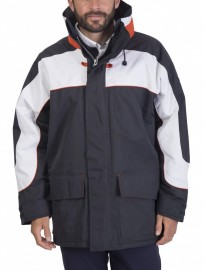 Parka Homme style nautique Polyester FASHION CUIR pk16