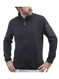 Sweat polaire grand zip