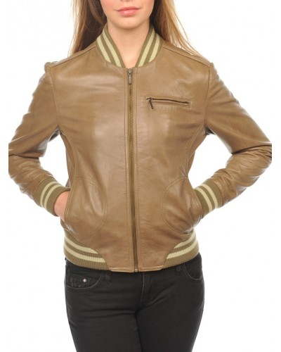 Women's Leather jacket Arturo Hillary