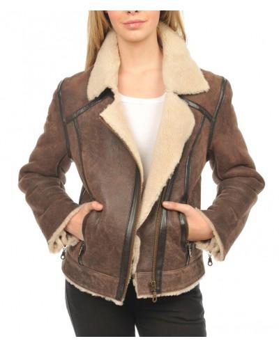 Women's Leather jacket Arturo Rihana