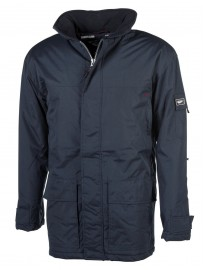 Parka Homme Polyester style nautique pk2