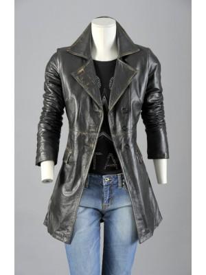 Vêtement cuir