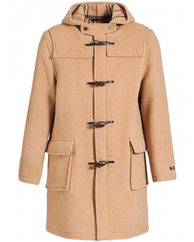 Duffle coat Homme Laine Made in France DALMARD MARINE Londres Camel