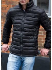 Veste matelassée homme Fashion Cuir RS19215