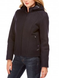 Veste courte Laine impermeable Made in France