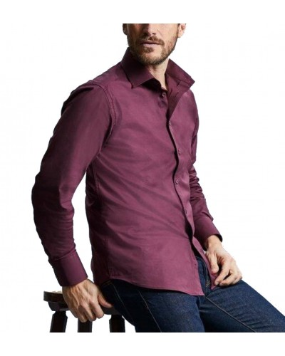 Chemise stretch maille extensible