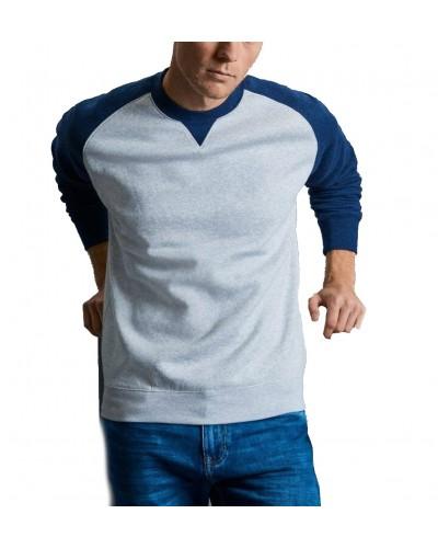 Sweat shirt baseball coton