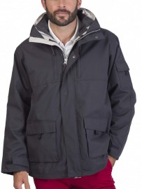 Parka 2 en 1 avec veste polaire amovible