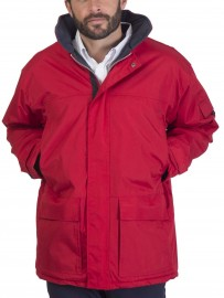 Parka Homme Polyester FASHION CUIR pk1