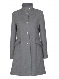 Manteau Laine impermeable Made in France