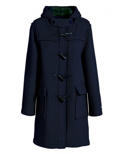 Manteau duffle coat Laine Made in France