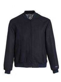 Blouson Laine Made in France DALMARD MARINE