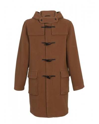 Duffle coat laine Made in France