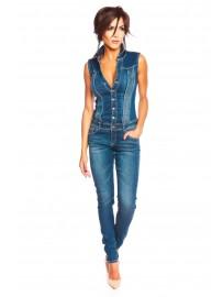 Combinaison en jean